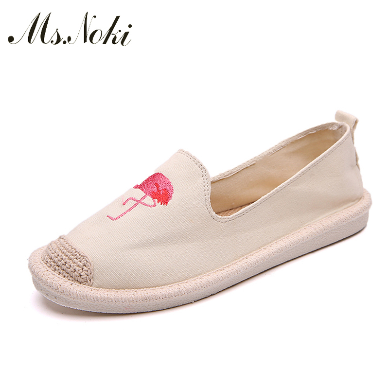 Ms.Noki 2017 Summer women flat sandals Shoes women Woven shoes Flat Shoes flip flops women Leisure sandals free shipping woven flat slide sandals