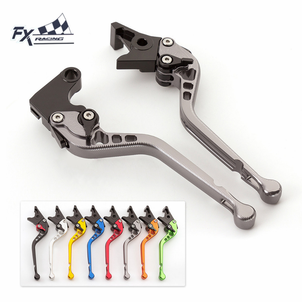 CNC 3D Design Aluminum Motorcycle Brake Clutch Lever Adjustable For Yamaha YZF R1 2002 - 2003 YZF R6 1999 - 2004 FZ1 2001 - 2005 6 colors cnc adjustable motorcycle brake clutch levers for yamaha yzf r6 yzfr6 1999 2004 2005 2016 2017 logo yzf r6 lever