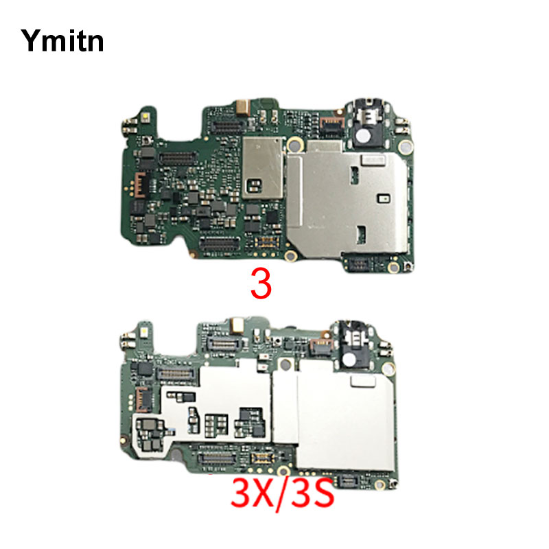 Ymitn Mobile font b Electronic b font panel mainboard Motherboard unlocked with chips Circuits flex Cable