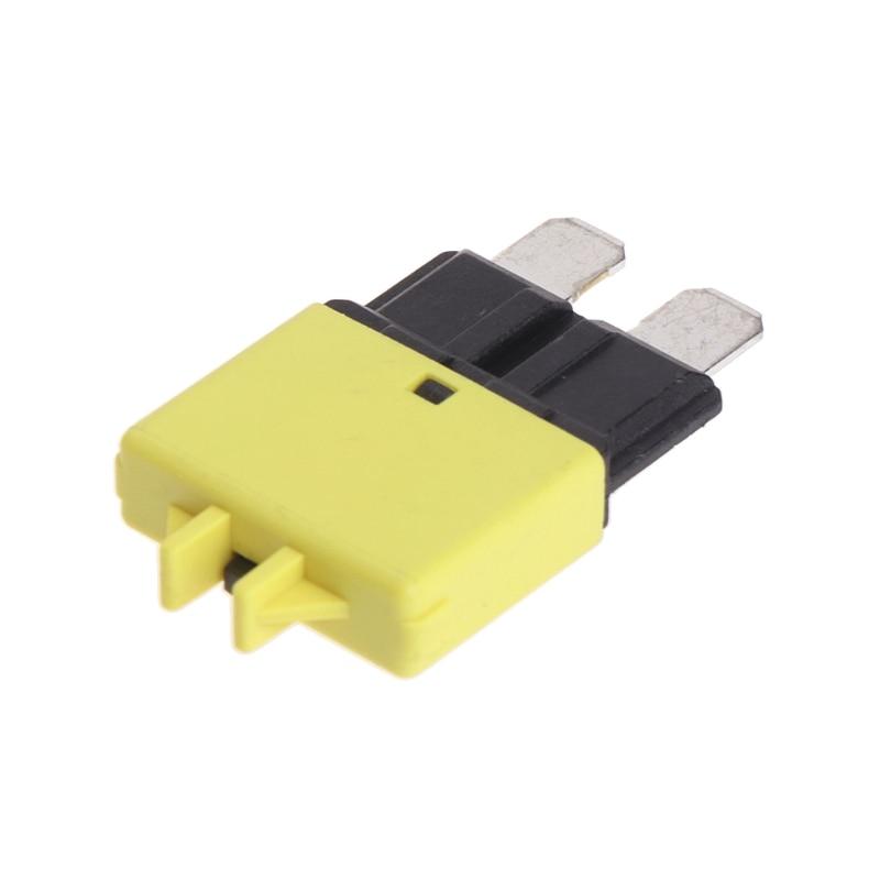 5-30A ручной сброс автоматического выключателя плавкий предохранитель для авто автомобиль Лодка Truck 12/24V HOmeful инструмент