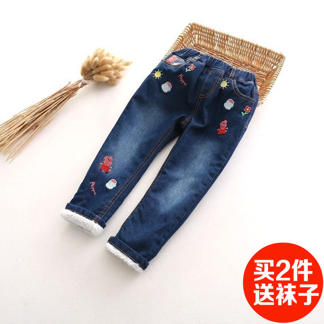designer boys jeans winter patches childrens casual zipper mid staright kids for baby embroidered fashion nova kids tight jeans