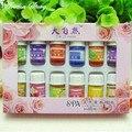 3mlx12 jabón hecho a mano Base Perfume aroma aceite esencial DIY hecho a mano suministros 12 sabores lavanda/jazmín/sándalo