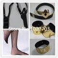 Suicide Squad Harley Quinn Accessories Gun Holster Bag Bracelet Collar Belt Socks Costume Cosplay Halloween Costumes