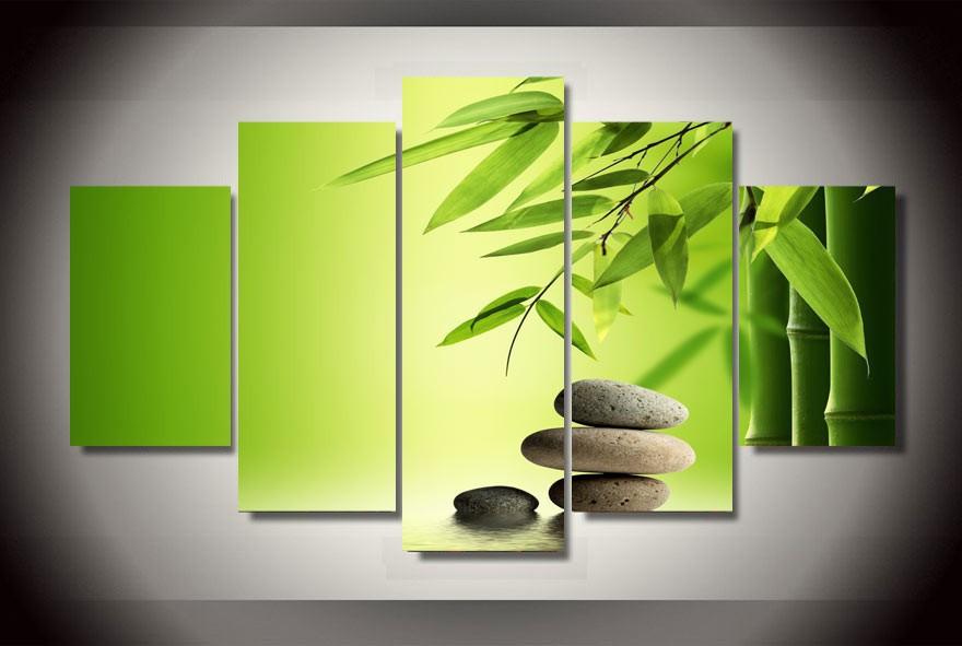 Vert Peinture Abstraite-Achetez des lots à Petit Prix Vert ...
