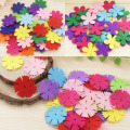 40PCS Kids DIY Toys EVA Flowers Handmade Material Children Educational Toys Craft Kits DY12