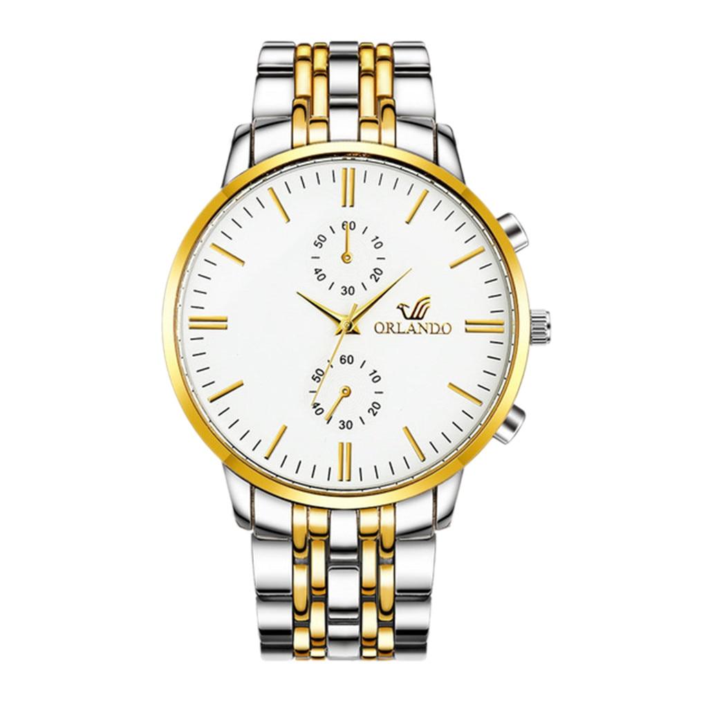 Man Watch Wrist 2019 Luxury Fashion Chic Quartz Business Clock relogio masculino Mens Watches Top Brand Luxury zegarek damski