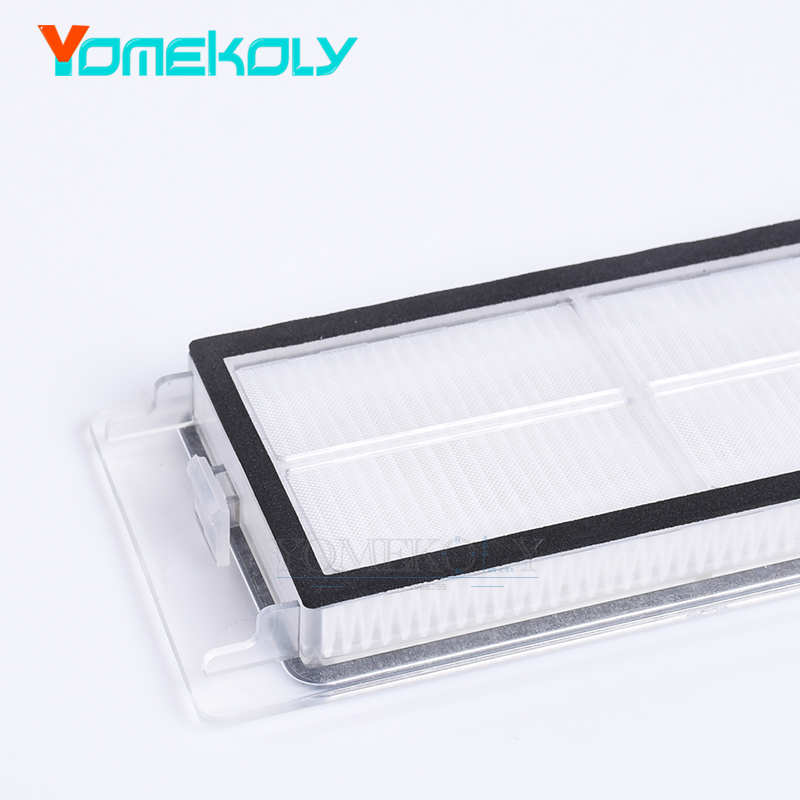 Home Appliance Parts Vacuum Cleaner Spare Parts For Xiaomi Roborock Mi Robot Kits 2pc Filter 2pcs Side Brush 1pc Main Brush 1pc Virtual Magnetic Wa
