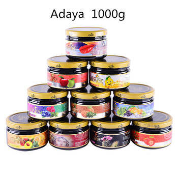 1kg Shisha Flavor Hookah Smoking Tool Accessories Turkey Chicha France Glass Pipe Mixed Flavors Big Hookahs Bowl Cigarette Set