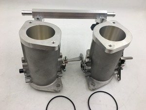 Image 5 - 45IDA Throttle Bodies replace 45mm Weber and dellorto carb W 1600cc Injectors replace 45IDA carburettor carburetor free shipping