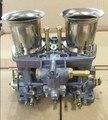BRAND NEW 40 IDF carburador 40IDF CARBURADOR CARBY oem + substituição de buzinas de ar para Solex Dellorto Weber EMPI