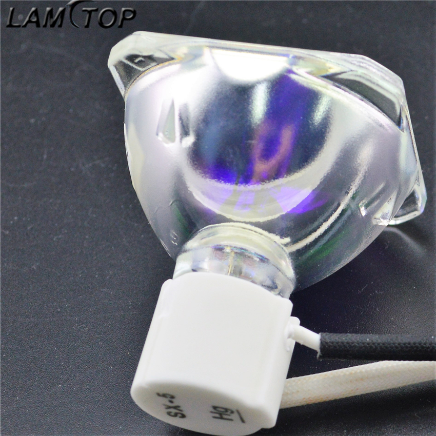 LAMTOP SHP136 Original Projector Bare Lamp AJ-LBX2 for BS254/XB254 new brand original oem lamp bulb ebt43485103 aj lbx2 for lg bs254 bx254 bs274 projectors