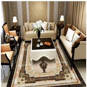 Image 3 - Beibehang personalizado foto auto adesivo 3d piso floorhome foto piso de mármore papel de parede murais de parede 3d papel de parede mural decoração