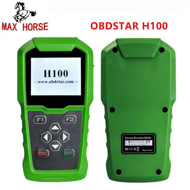 OBDSTAR H100 For Ford  for Mazda Auto Key Programmer Supports 2017/2018 Models like F250/F350