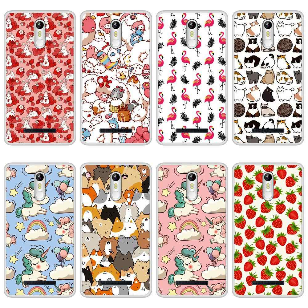 Case Cover for Leagoo M8 Pro Soft Silicone TPU Cute Pattern Painting for Leagoo M8 Pro Phone Cases