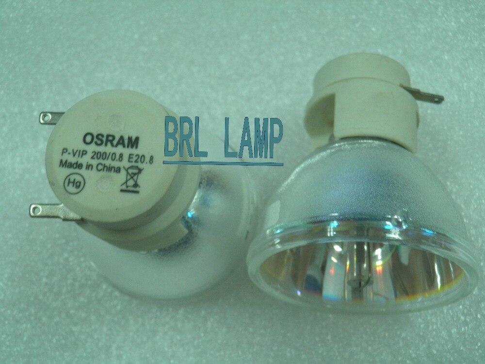 все цены на 100% Brand New original bulb P-VIP200/0.8 E20.8 Projector lamp EC.J8000.002/EC.J8000.001 For Acer S1200 онлайн