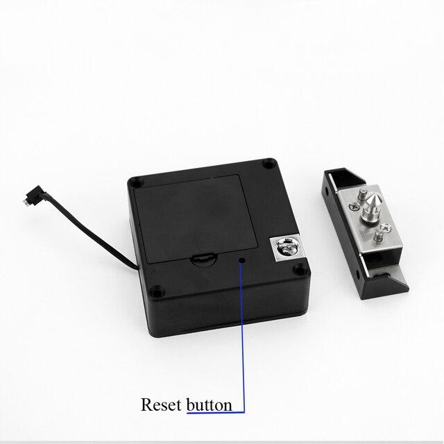 Versteckte Unsichtbare Keyless Rfid Karte Elektronische Schrank
