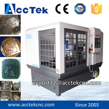 Aluminum engraving cnc router cnc metal mould making machine 3.2kw metal mold spindle