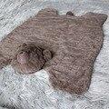 Alta Qualidade Criança Escalada Pad Esteira Do Jogo Do Bebê Bonito Animal De Pelúcia Macia, Esteira de Ginástica do bebê Projeto do Urso