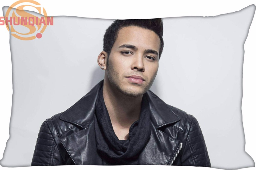 Hot Nice Prince Royce Rectangle Pillowcase zipper Wedding Custom Pillow Case For Bedroom A3.27#60 image