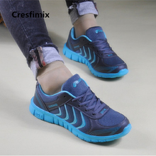 Cresfimix men casual high quality street lace up shoes male cool plus size comfortable shoes man's spring & autumn shoes a2694b