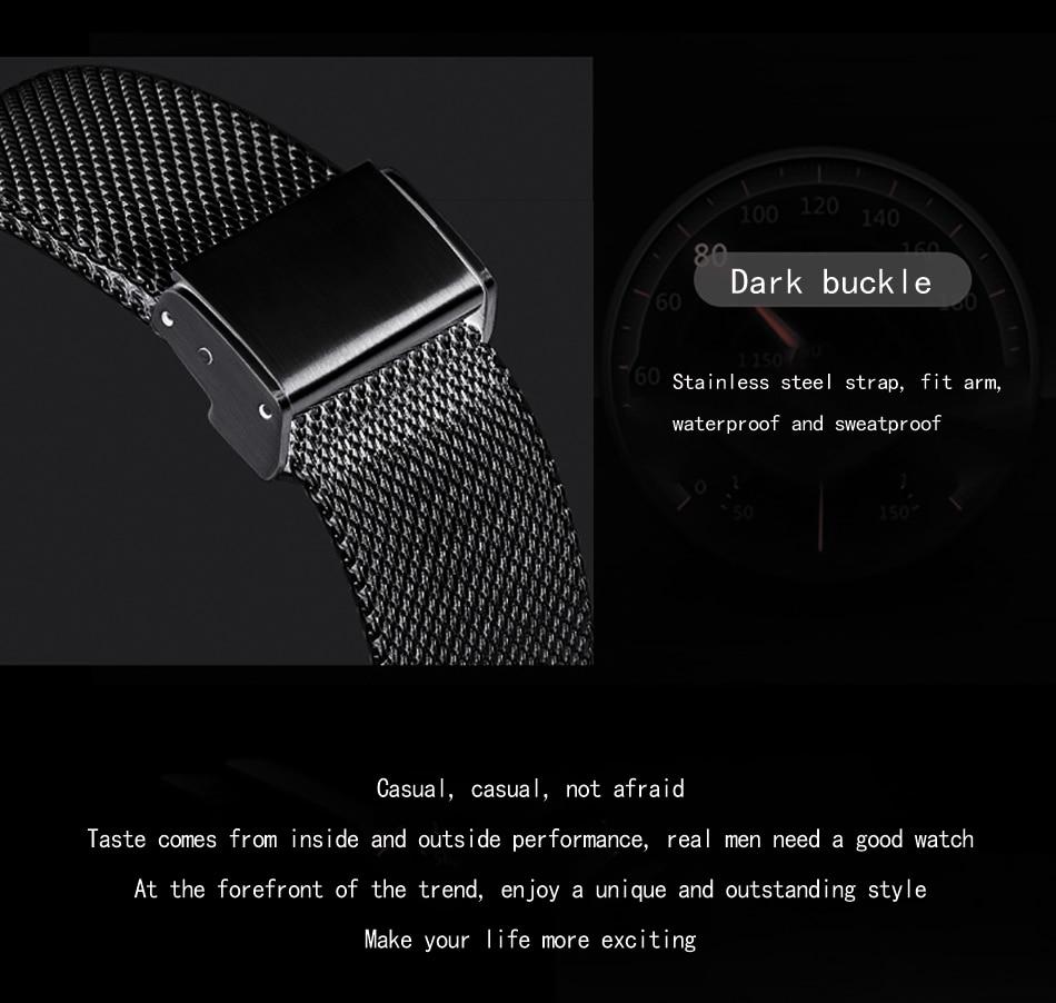 HTB1lTilXbH1gK0jSZFwq6A7aXXaA 2019 LIGE Mens Watches Top Brand Luxury Fashion Wrist Watch For Men Quartz Clock Clock Male Ultra-Thin Mesh Belt Waterproof+Box