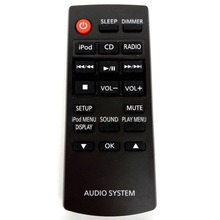 NEW Origina Remote control for Panasonic N2QAYC000058 AUDIO SYSTEM Fernbedienung