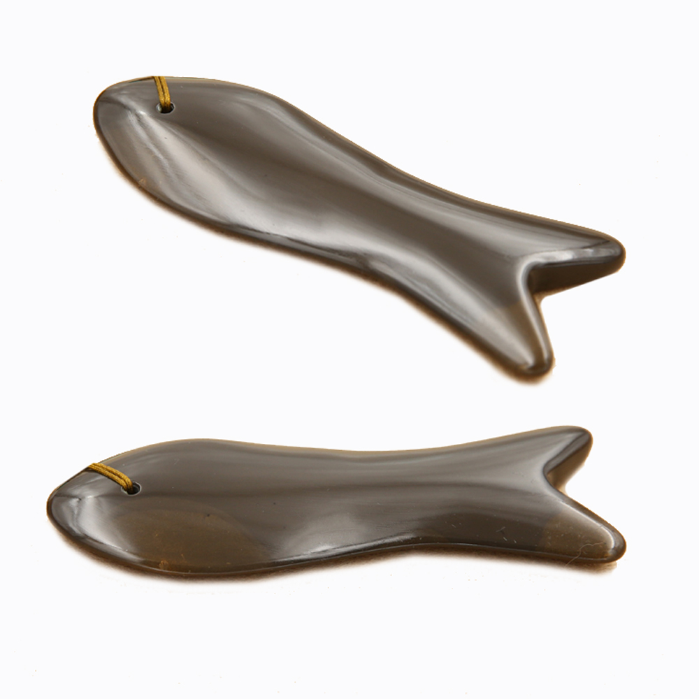 5A grade Si Bin Bian stone guasha tool gua sha stone massage guasha kit beauty face meridian scraper anti wrinkle health care