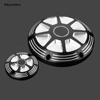 2017 CNC Aluminum Motorcycle Derby Cover Timing Timer Covers For Harley Davidson XLH XL 883 883L