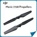 100% Оригинал DJI Mavic 7728 Быстрый-релиз Складной Винты Лезвия для DJI Quadcopter Drone Mavic Бесплатная Доставка Продажи