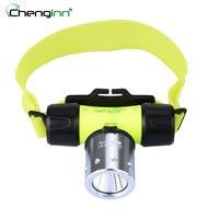 Diving headlamp convoy head lamp scuba light Outdoor searchlight CREE Xm-l t6 led torch Underwater Headlight 18650 head light