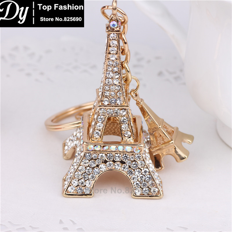 Michaels Eiffel Tower Necklace Holder - Year of Clean Water