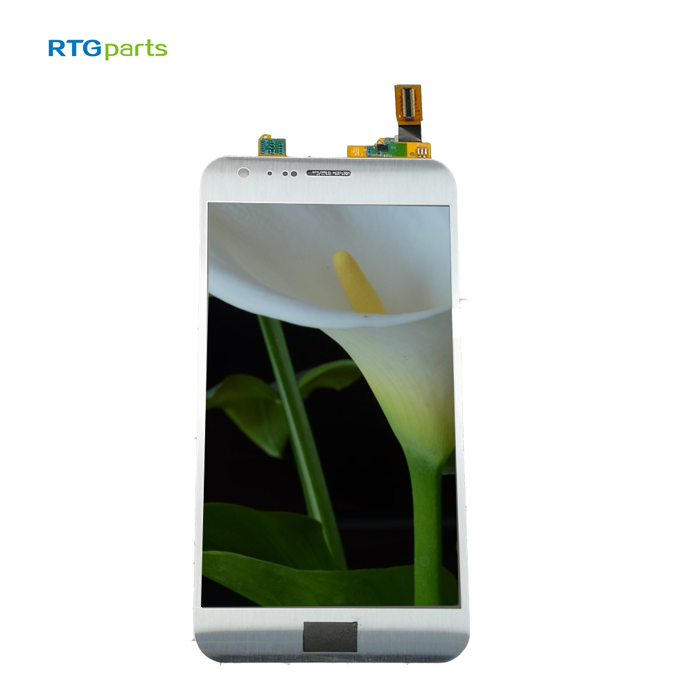 RTGparts IPS LCD Touch Screen Digitizer Assembly For LG X CAM K580 K580DSF K580F K580H K580Z