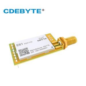 Image 2 - E61 433T17D 433 mhz 50mW SMA Anten IoT uhf Kablosuz Alıcı verici Sürekli Iletim 433 mhz Veri verici alıcı