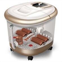 Electric Foot Massage Machine High Quality Foot Massage Bath Heating Foot Massager Basin Foot Spa Massage