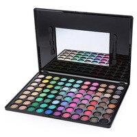 88 Colors Earth Naked Eyeshadow Palette Makeup Set Beauty Cosmetics Professional Make Up Eye Shadow Palette