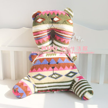 CRAFTaccent ,ancient ways,U pillow household pillow Stuffed plush baby dolls toys,Factroy wholesale