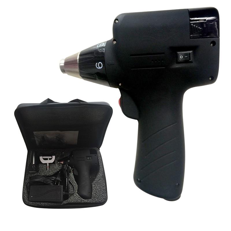 Новый 4 головки Хиропрактики Настройка инструмента 6 киосков Профессиональный Оригинал импульс Настройщик Электрический спинной массаж