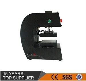 Image 3 - 15X20 Cm 6X8 Inch Dual Tấm Màn Hình LCD Kỹ Thuật Số Điều Khiển Điện Tự Động Nhựa Thông Báo Chí Tinh Dầu Nhiệt máy Ép Không. AUP10