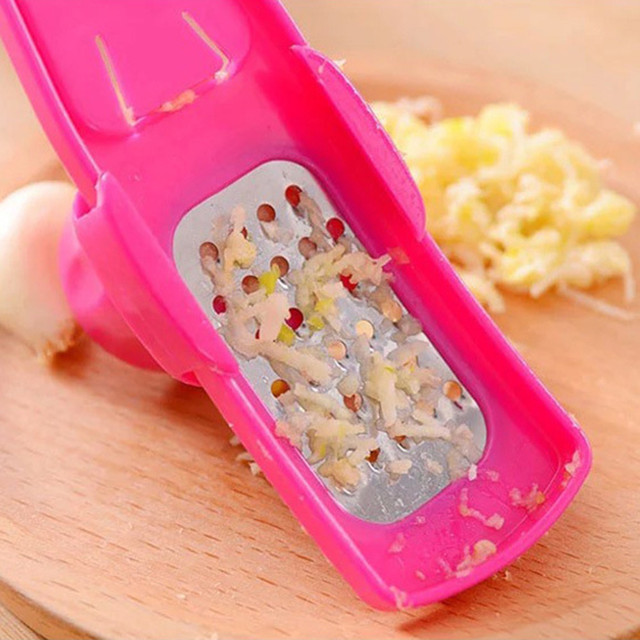 1PC MultiFunctional Ginger Garlic Grinding Grater Planer Slicer Cutter Cooking Tool Utensils Kitchen Accessories 9.21 4