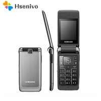 S3600 Sbloccato Originale Samsung S3600 1.3MP Della Macchina Fotografica di GSM 2G supporto per la Tastiera Russa di Vibrazione del Telefono Delle Cellule di Trasporto Libero