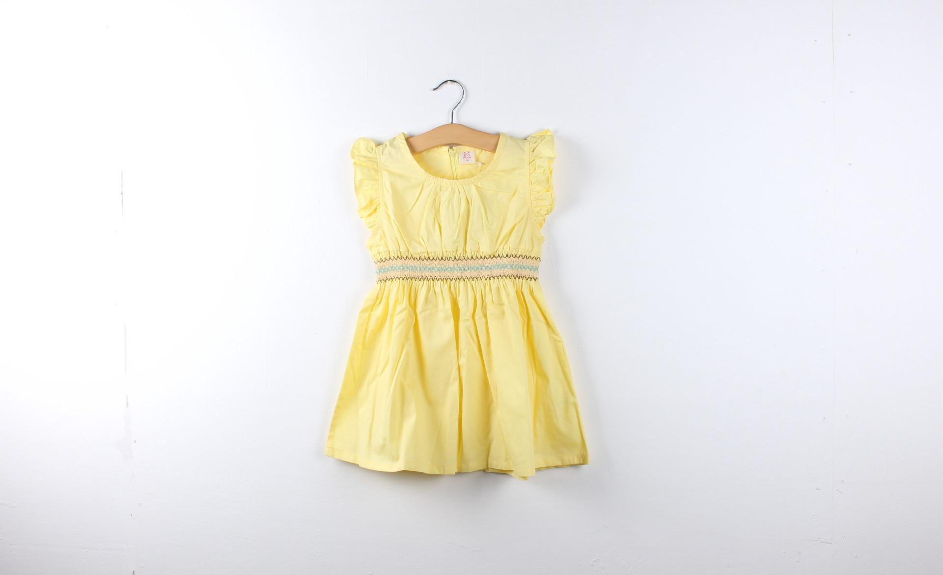 3p132 Baby Girls Dress kids dresses for girls party dresses girl