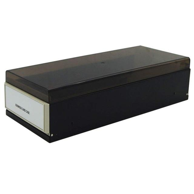 Business Card Holder With A Z Index Business Card File Organizer