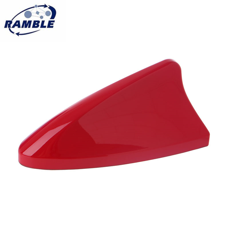 Ramble Brand For Volkswagen POLO Car Shark Fin Radio Antenna For VW Signal Aerial Refit Auto Roof Antena Hatchback Accessories