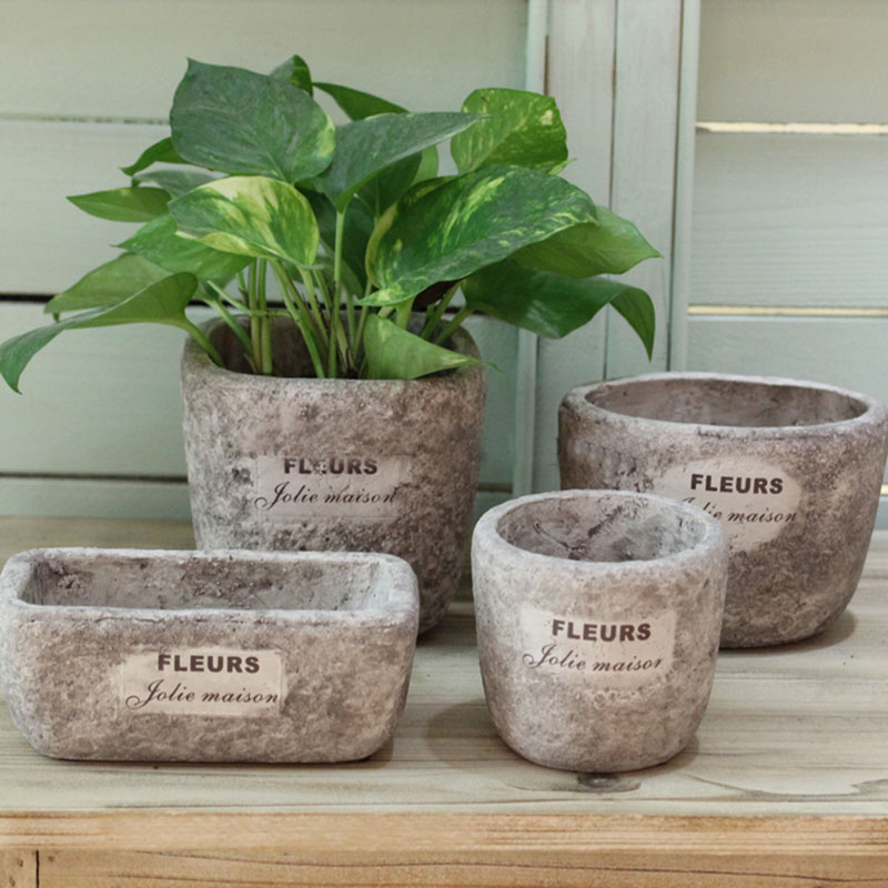 Online Buy Wholesale Clay Pot Creative From China Clay Pot