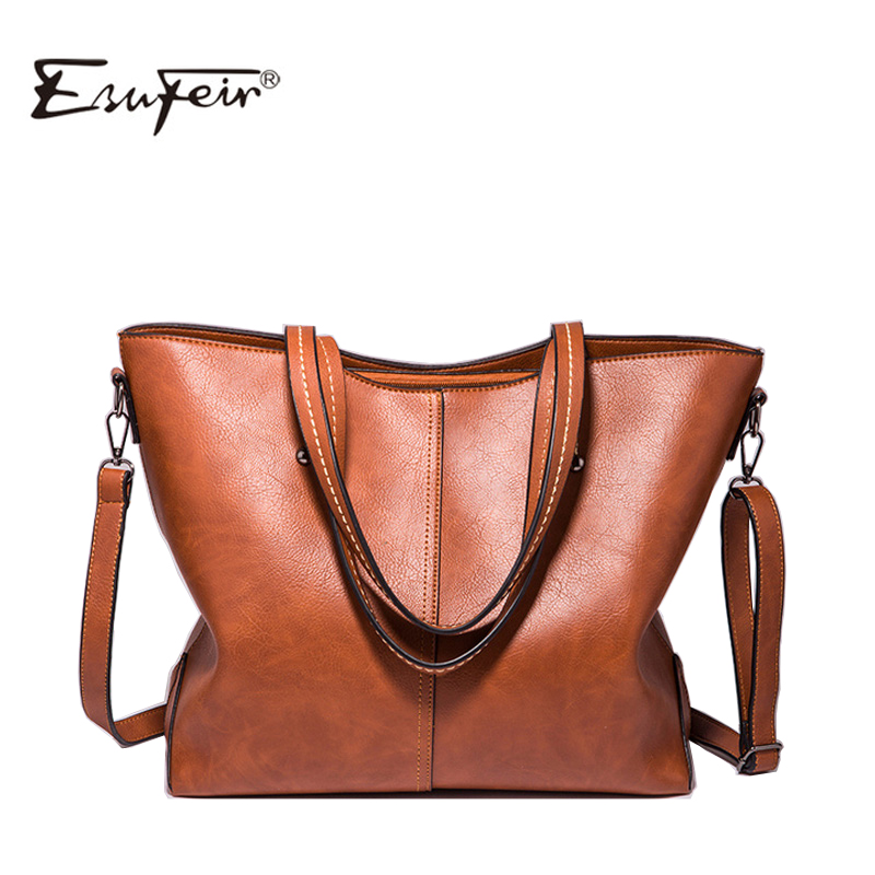 Fashion PU Leather Women Handbag Famous Design Bag For Women Large Capacity Casual Women Tote Women Messenger Bag bolsos mujer цена