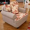 1+2+3 seat / flower fabric sofa furniture new design #503-2