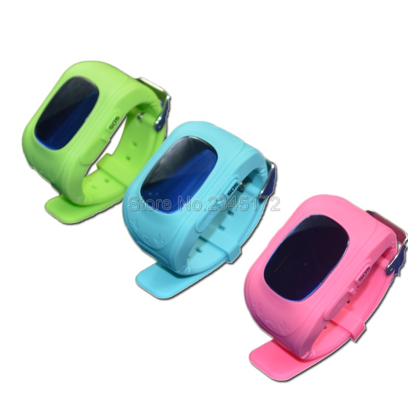 2017 New Arrial GPS GSM Tracker Watch for Kids Children Smart Watch with SOS Support GSM