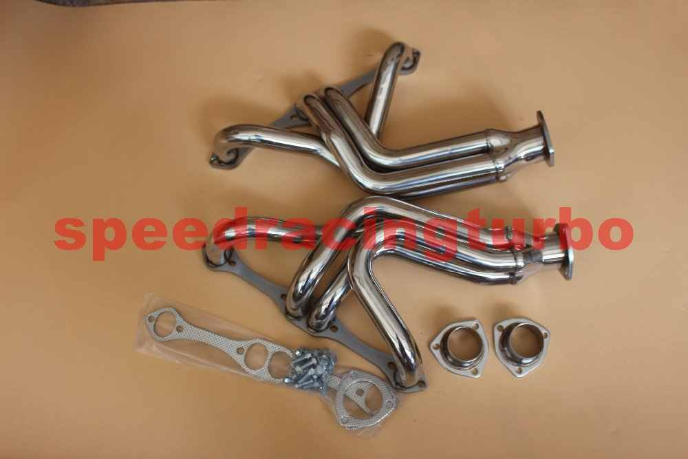 Detail Feedback Questions about Exhaust Headers For 55 57