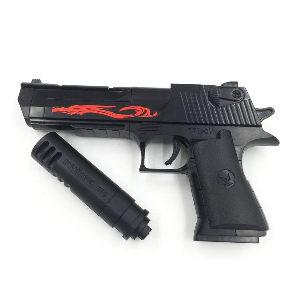 US $6 58 |Pisto toy gun blocks ,nerf m4a1 rifle m1911 orbeez airsoft pistol  air soft desert eagle slugterra ak47paintball revolver blaster-in Blocks