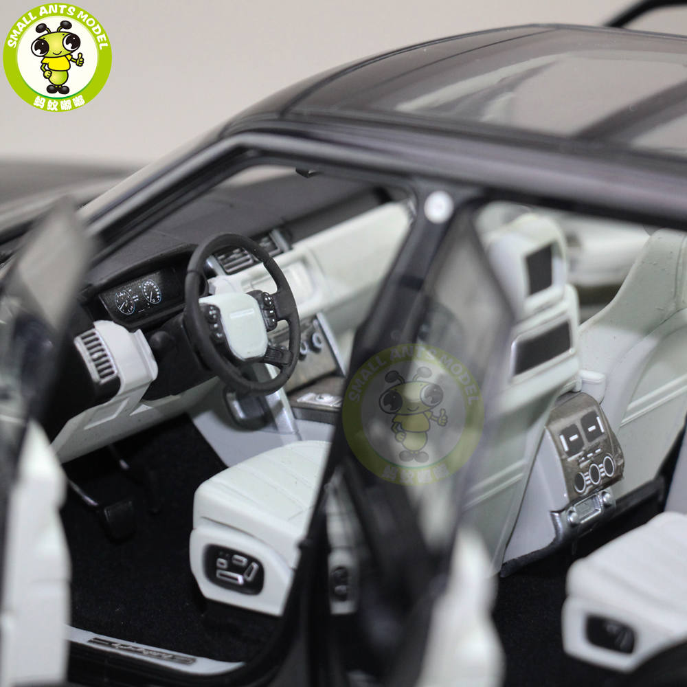 1/18 RANGEM Suv Car Rovera Welly GTAutos Diecast Metal SUV CAR MODEL Toys for kids children Boy Girl gift hobby collection